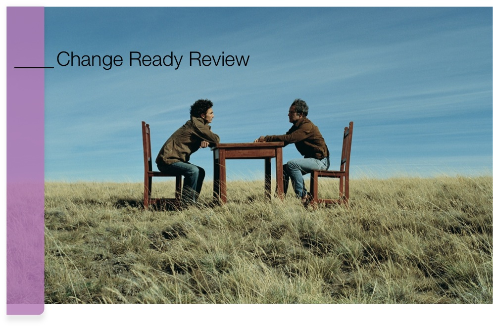 Change Ready Review Program