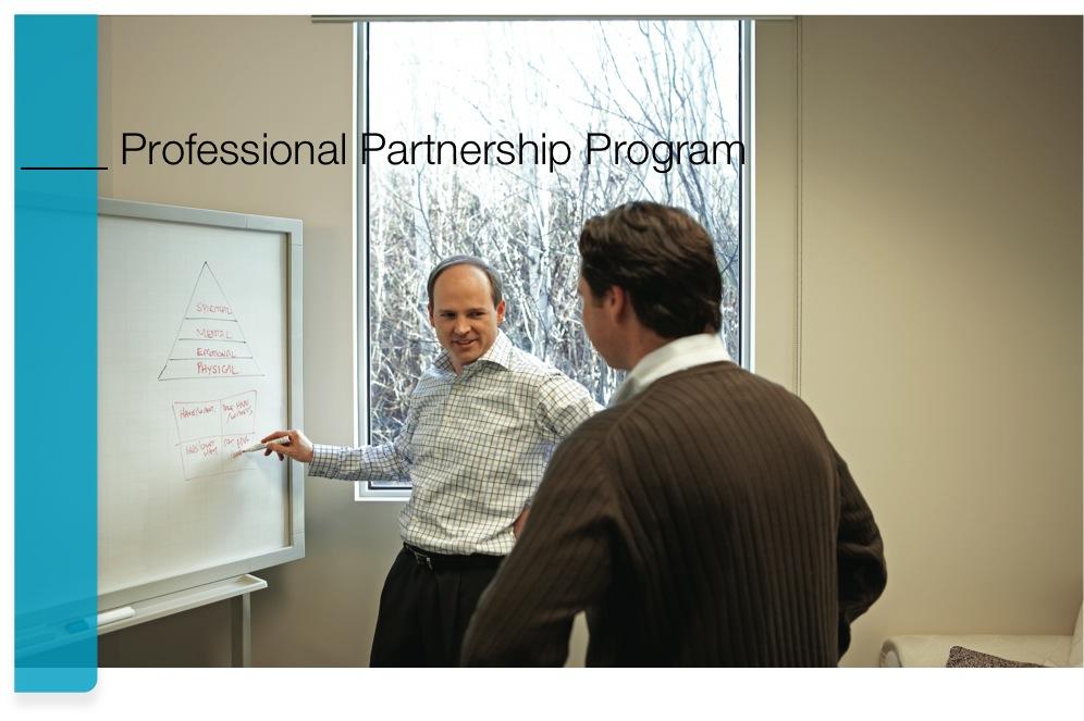 Professional Partnership Program
