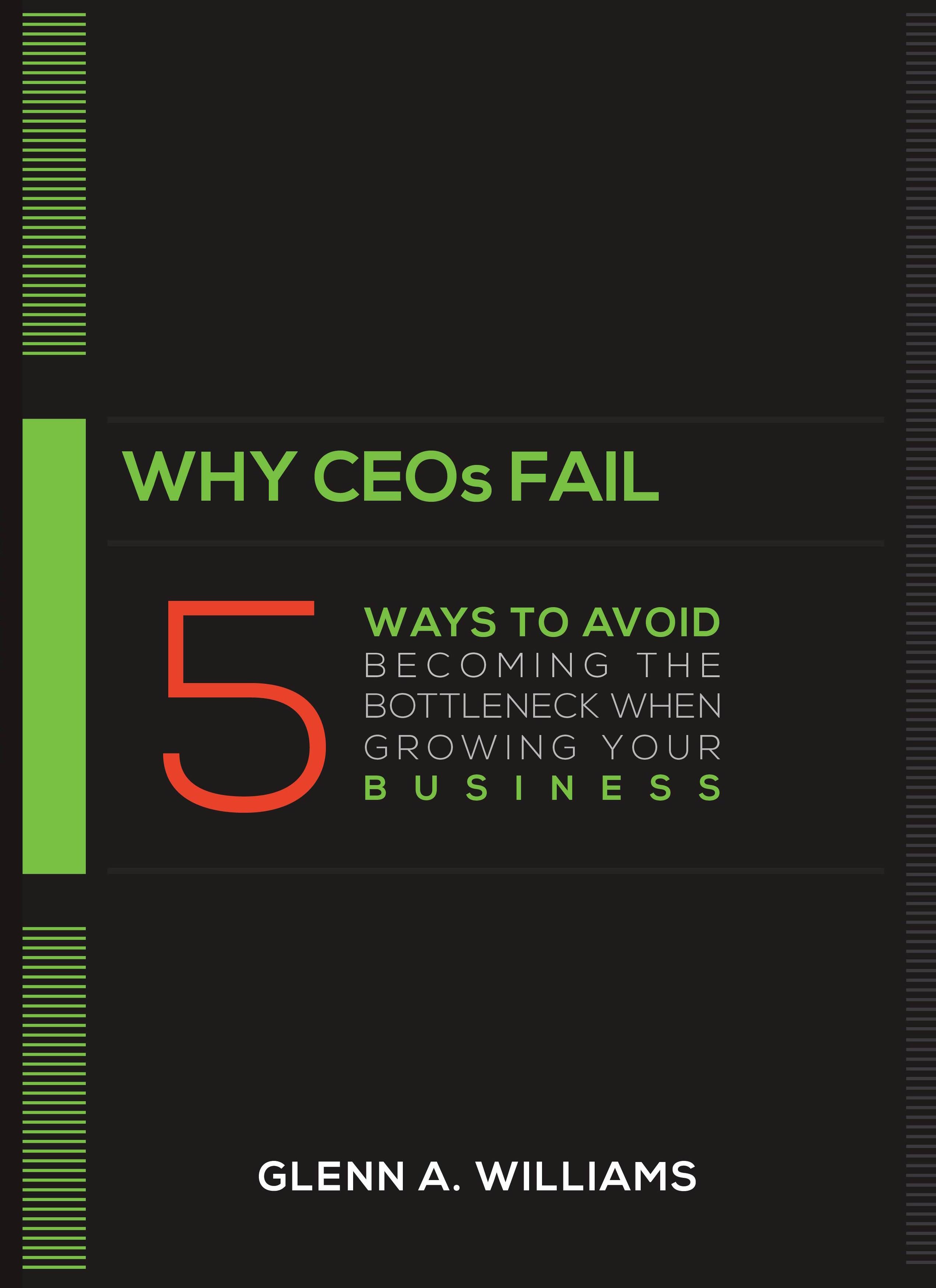 why ceo s fail