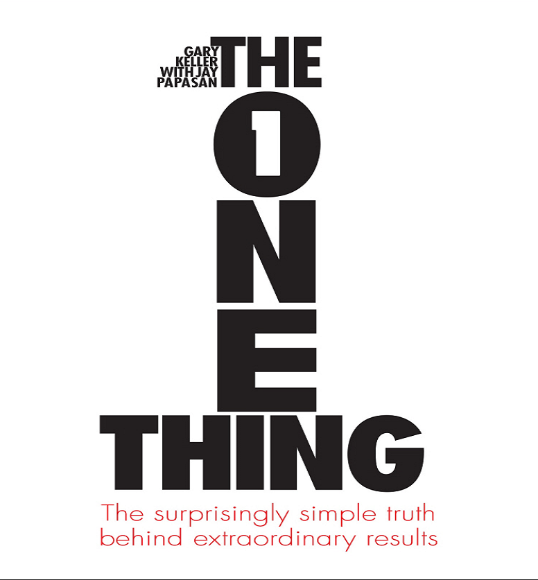 the one thing by gary keller jay papasan physical book nliven