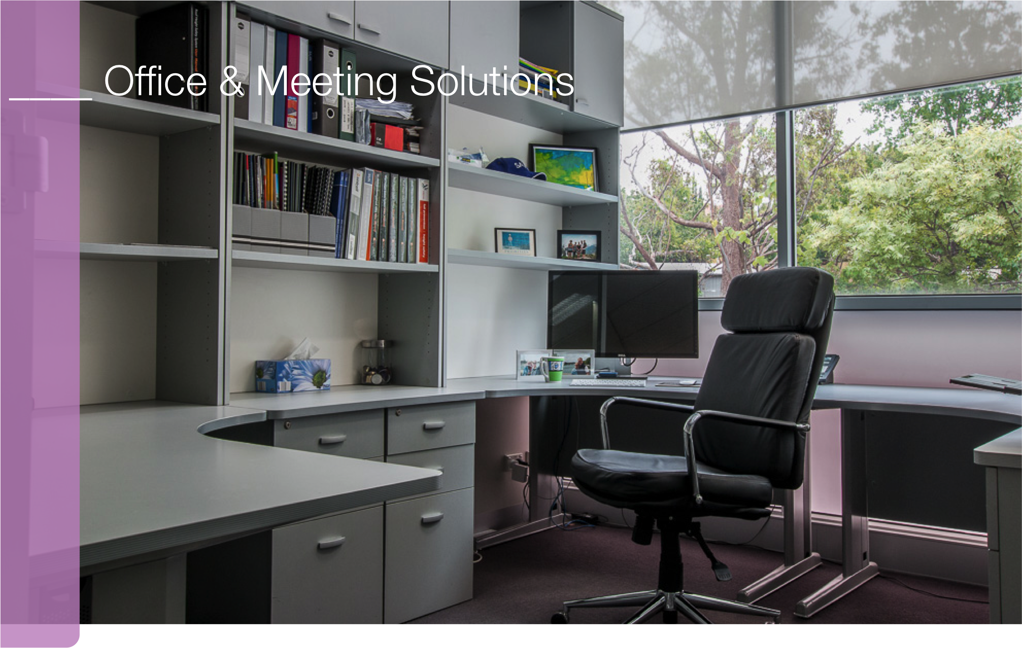 Rooms: Office & Meeting Solutions